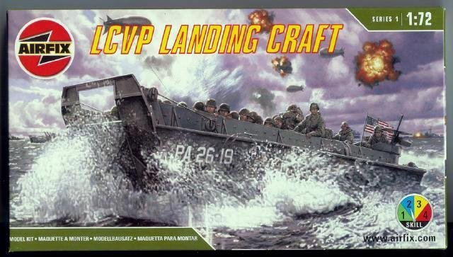 LCVP Landing Craft