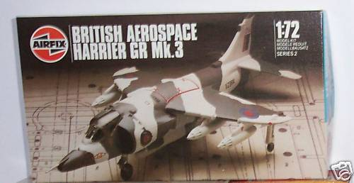 British Aerospace Harrier GR.3