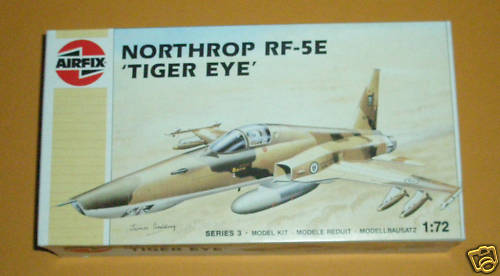 Northrop RF-5E 'Tiger Eye'