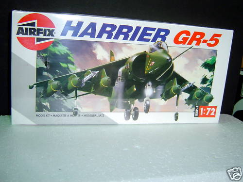 British Aerospace Harrier GR 5