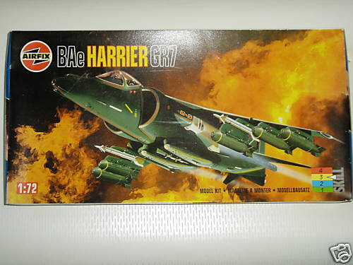 British Aerospace Harrier GR 7