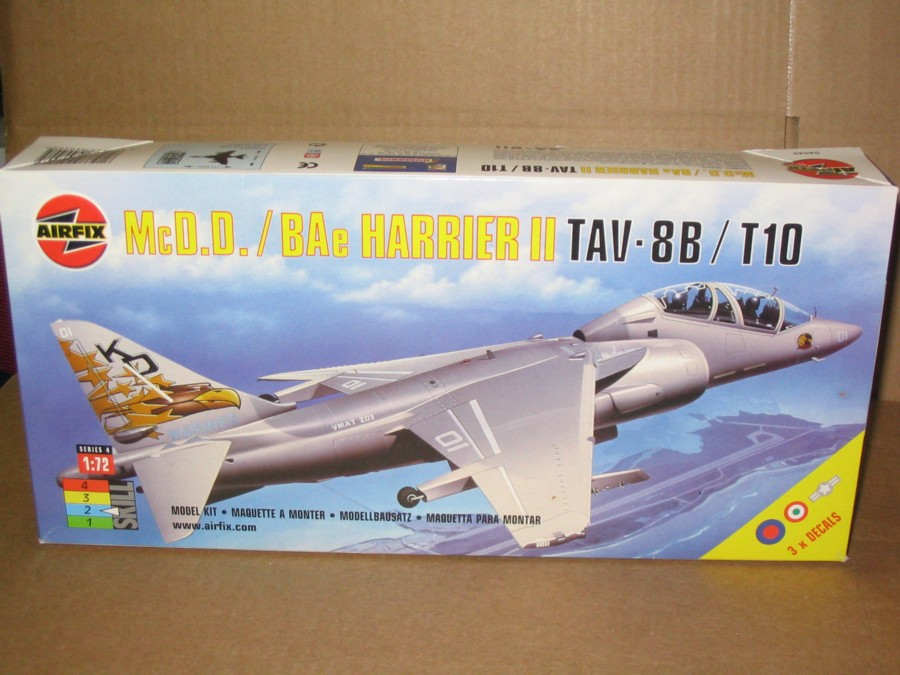 BAe Harrier T10