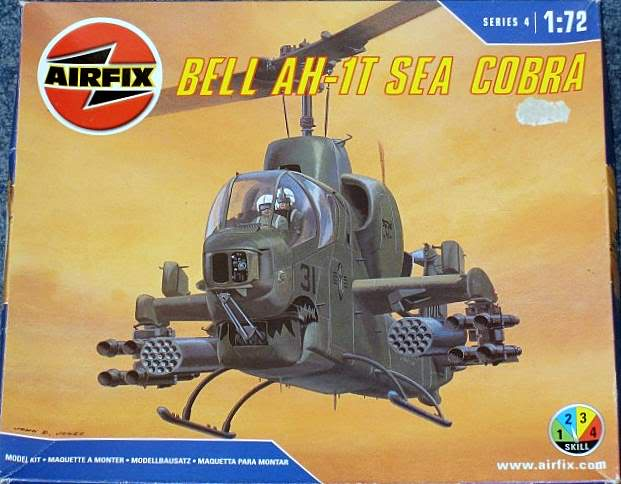 Bell AH-1T Sea Cobra