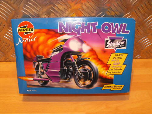 Shadow Fighters Night Owl