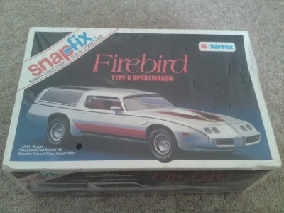 Firebird Type K Sportwagon