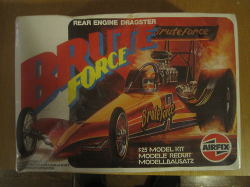 Brute Force Dragster