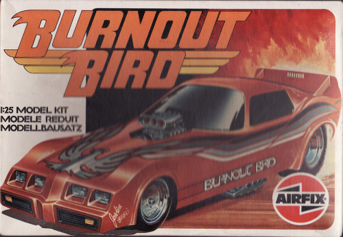 Burnout Bird Firebird F.C.