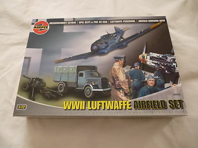 WWII Luftwaffe Airfield Set