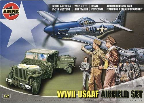 WWII US Airfield Set