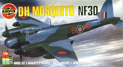 D.H. Mosquito NF30