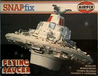 Cosmic Starship/Flying Saucer