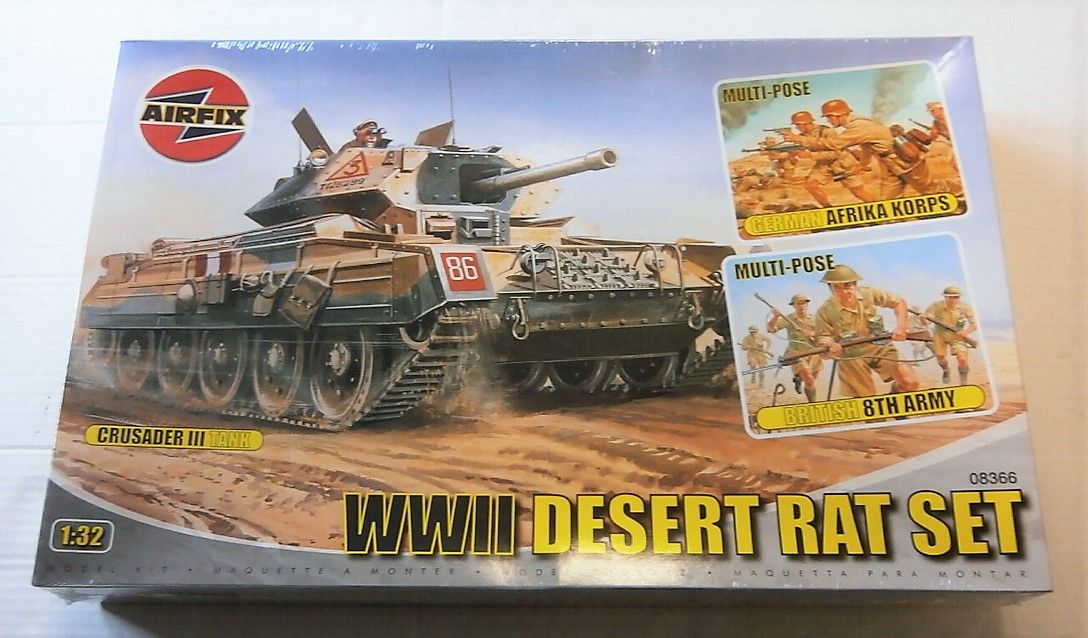 WWII Desert Rat Set