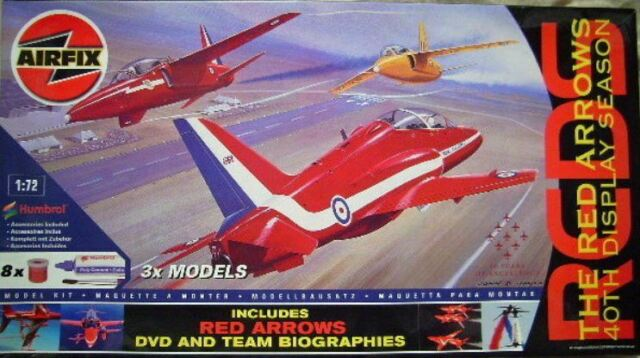 Red Arrows Anniversary set