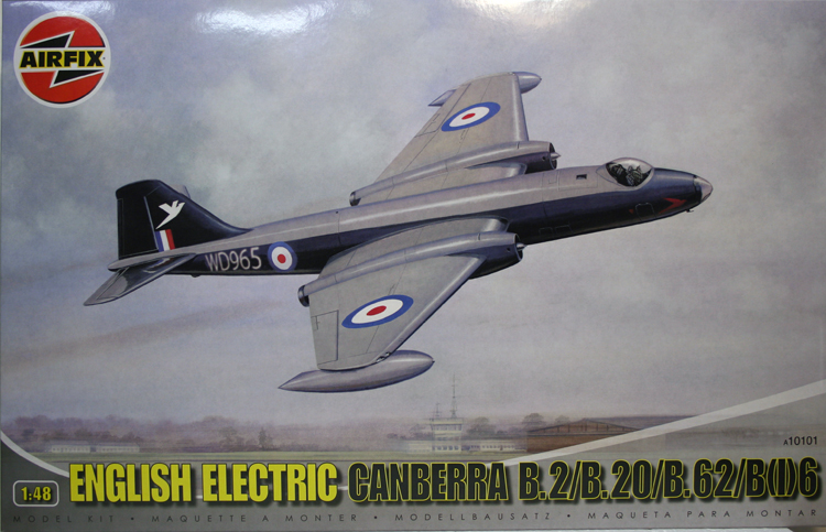 English Electric Canberra B.2/B.20