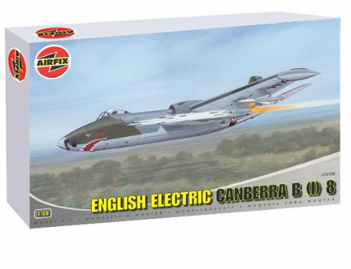 English Electric Canberra B(I) 8