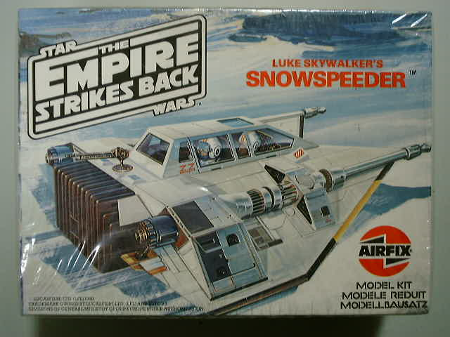 Star Wars - Rebel Snow Speeder