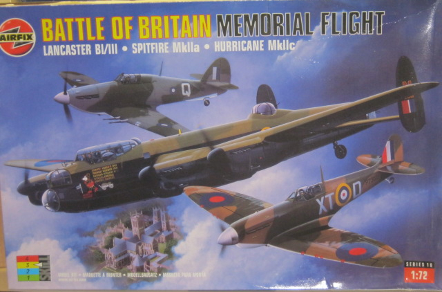 Battle of Britain Memorial Flight - Commemorative Set