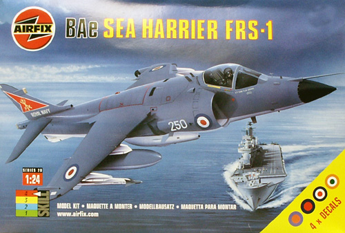BAe Sea Harrier FRS-1