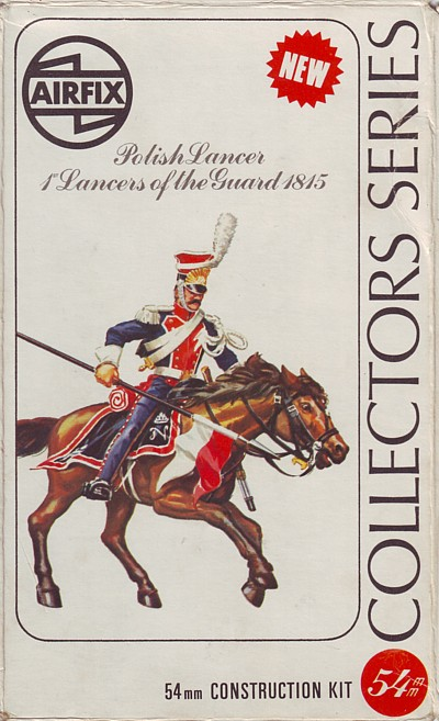 Polish Lancer (1st Reg. Lancer of the Guard) 1815