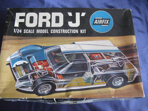 Ford \'J\'