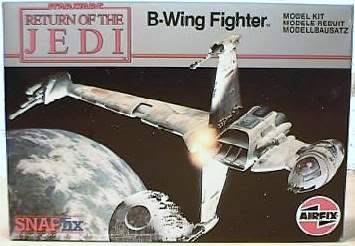 Star Wars - B-Wing Fighter