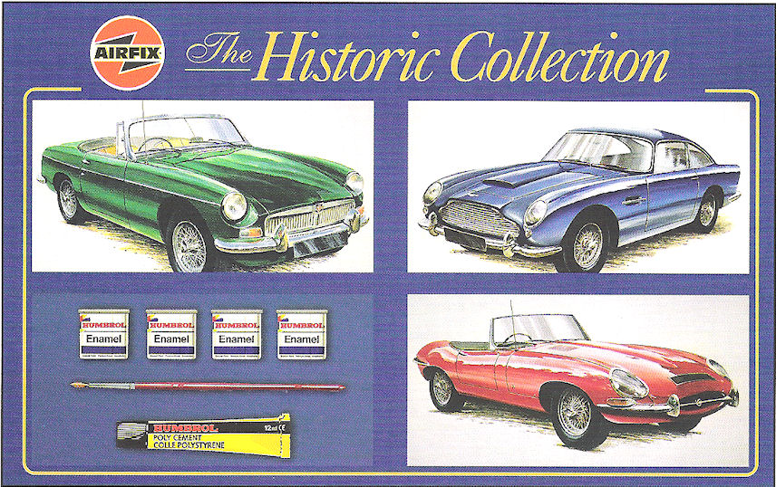The Historic Car Collection