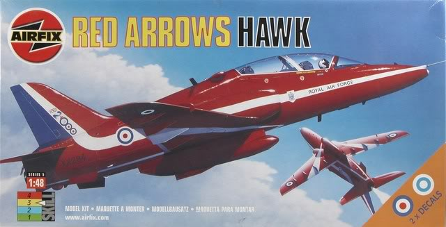 Red Arrows Hawk Gift Set