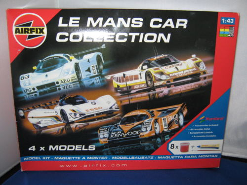 Le-Mans Car Collection