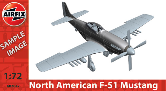 North American F-51 Mustang