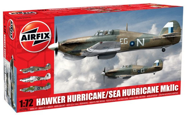 Hawker Hurricane / Sea Hurricane MkIIc