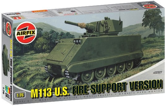 M113 U.S. Fire Support Version