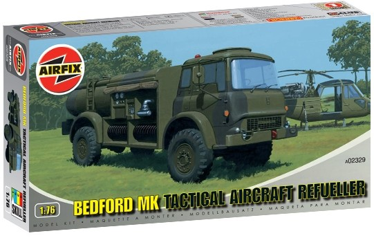 Bedford MK Tactical Aircraft Refueller