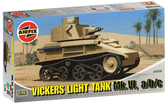 Vickers Light Tank