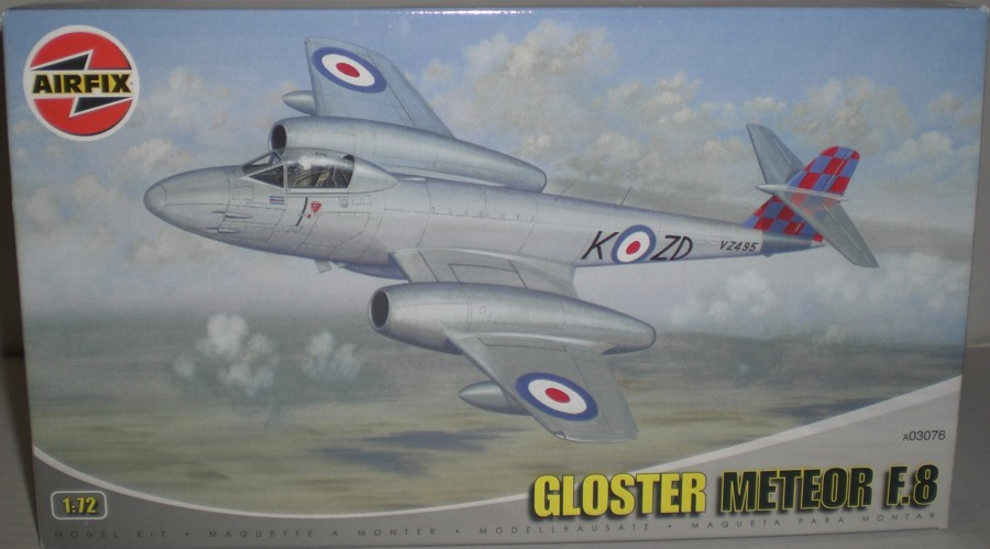 Gloster Mereor F.8