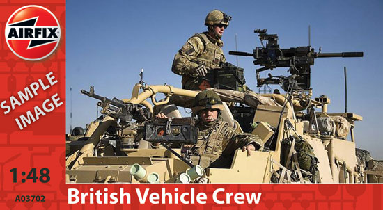 British Vehicle Crew