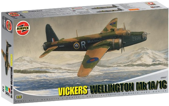 Vickers Wellington MkIc/MkIII