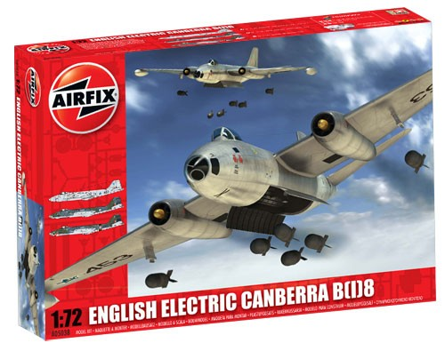 English Electic Canberra B (I) 8