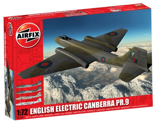 English Electic Canberra PR.9