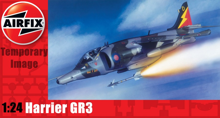 Hawker Siddeley Harrier GR3