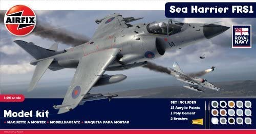 BAe Sea Harrier FRS1 Gift Set
