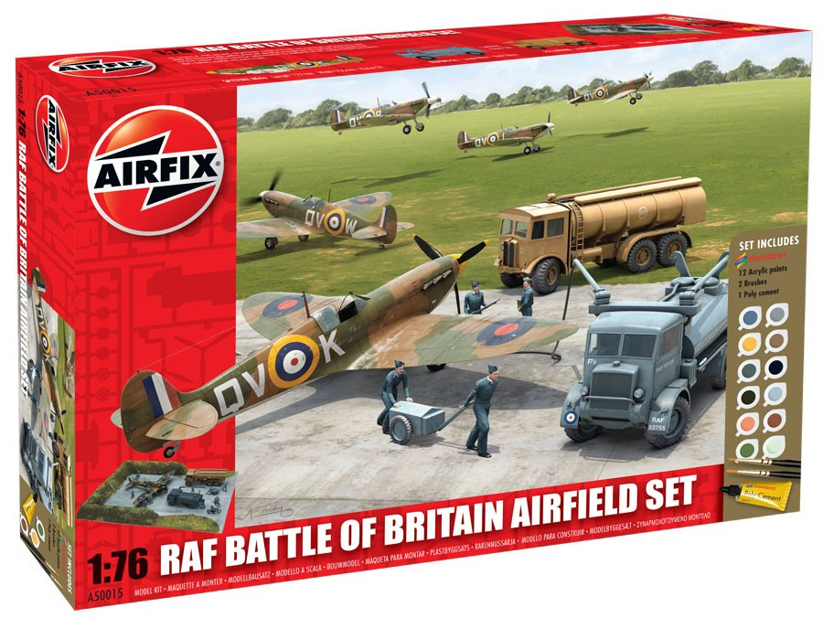 RAF Battle of Britain Airfield Set