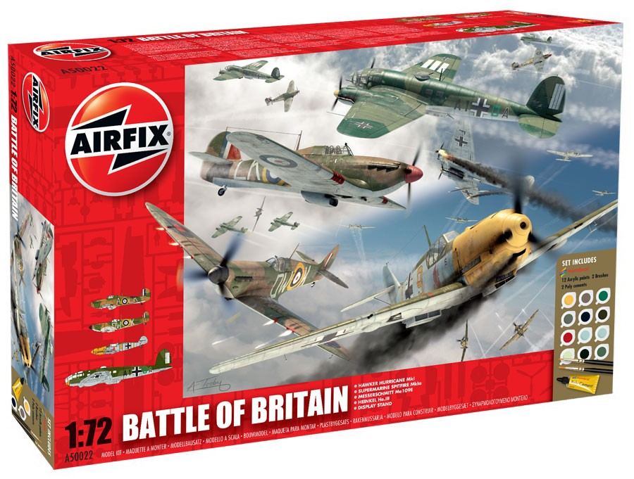 Battle of Britain Set - 70th Anniversary