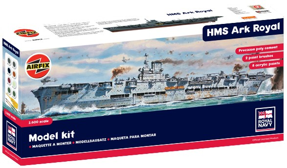 HMS Ark Royal Gift Set