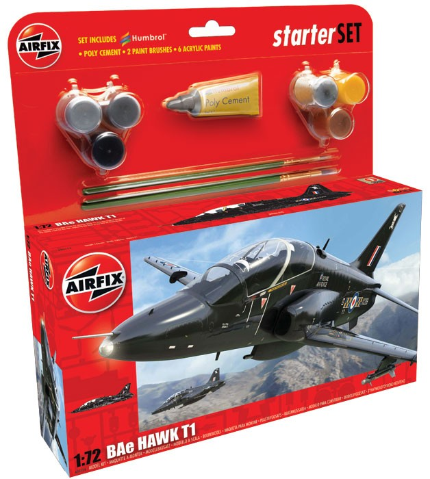 BAe Hawk T1 Gift Set