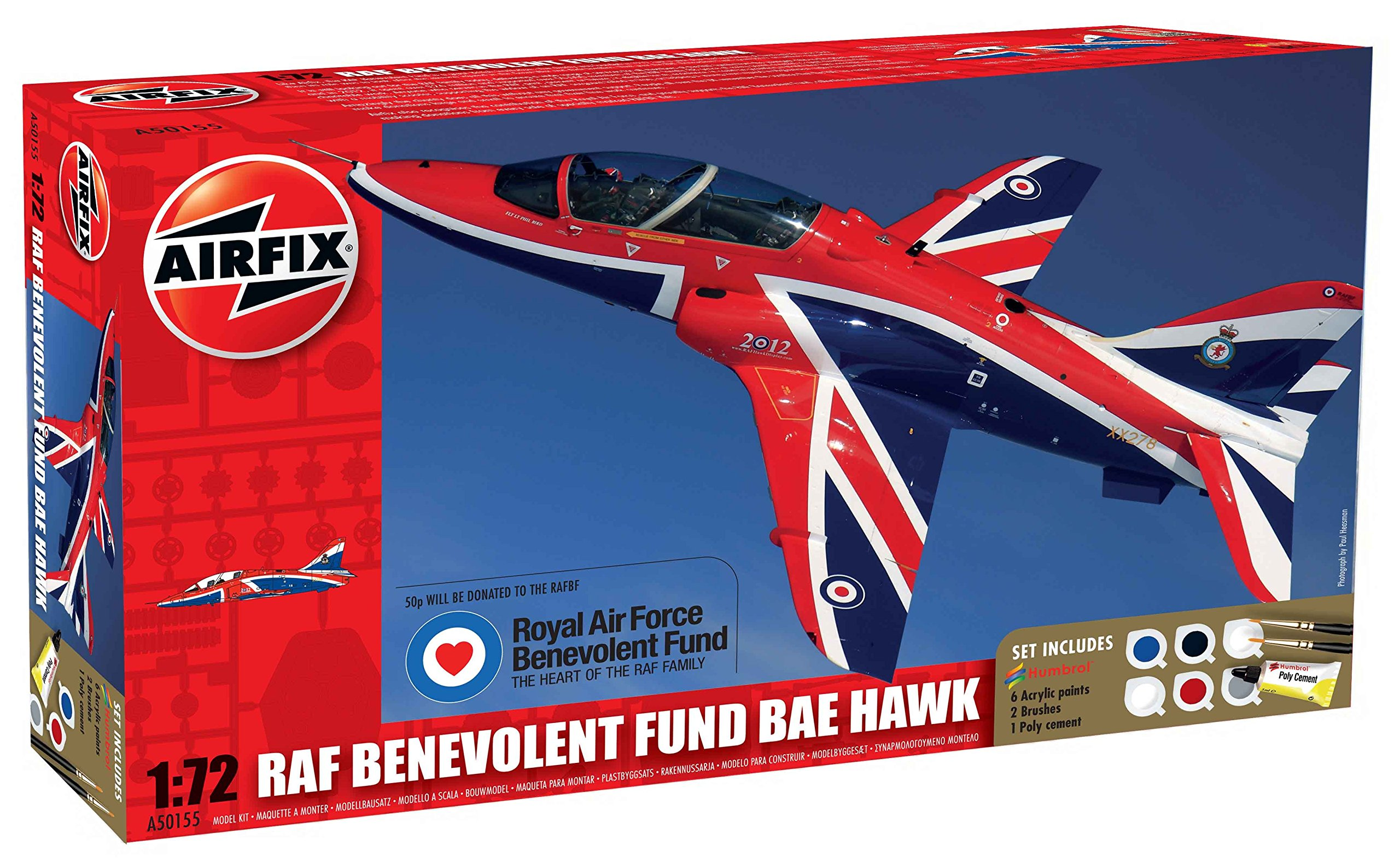 The RAF Display Team Hawk