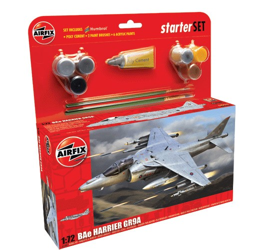 BAe Harrier GR9 Gift Set