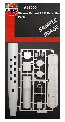 Vickers Valiant B.Mk1 Sprue Set
