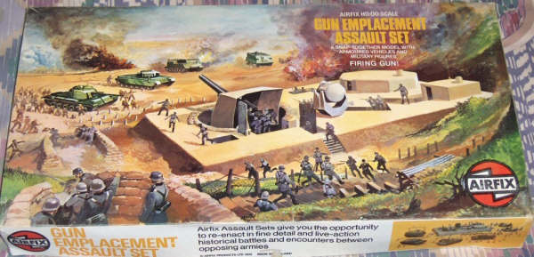 Diorama and Buildings - Vintage Airfix