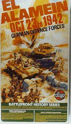 El Alamein - German Defence Force