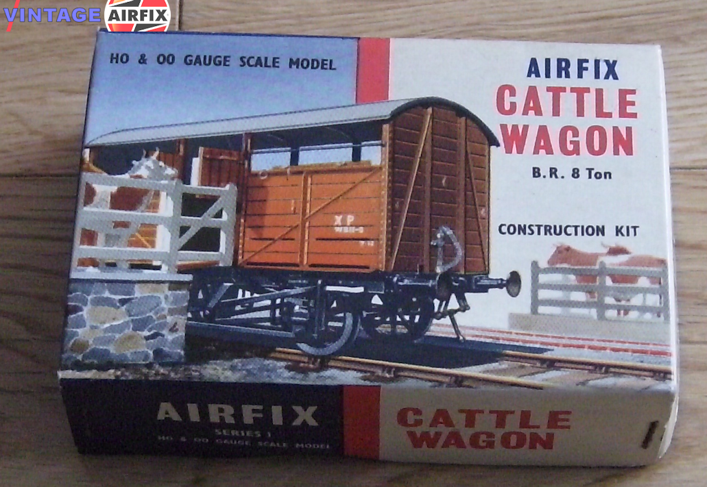B.R. Cattle Wagon